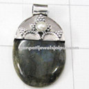 labradorite silver pendants wholesale