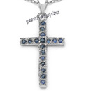 online sapphire silver jewelry