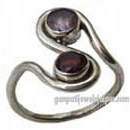 wholesale Gemstone silver Rings