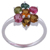 tourmaline silver rings wholesale
